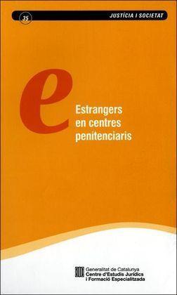 ESTRANGERS EN CENTRES PENITENCIARIS