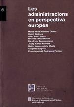 ADMINISTRACIONS EN PERSPECTIVA EUROPEA/LES