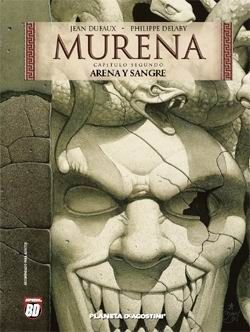MURENA Nº2/6. ARENA Y SANGRE