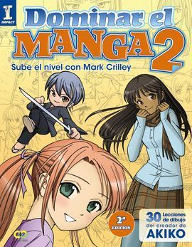 DOMINAR EL MANGA VOLUMEN 2