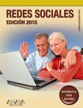 REDES SOCIALES PARA MAYORES. EDICIÓN 2015