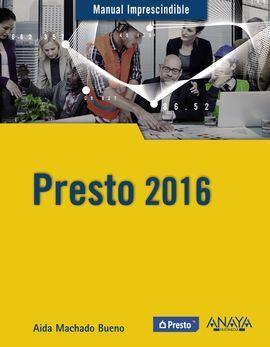 MANUAL IMPRESCINDIBLE PRESTO 2016
