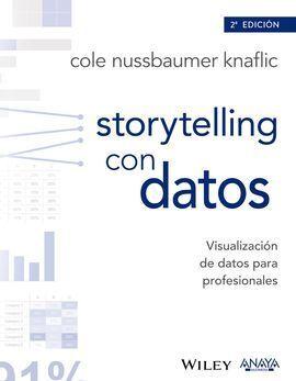 STORYTELLING CON DATOS: VISUALIZACIÓN DE DATOS PARA PROFESIONALES DE LOS NEGOCIO