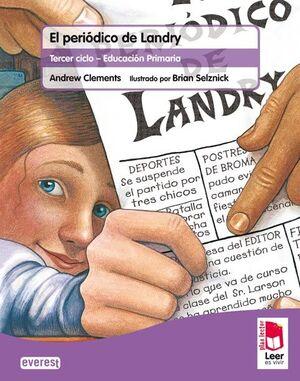 PLAN LECTOR, EL PERIÓDICO DE LANDRY. CUADERNO DE LECTOESCRITURA