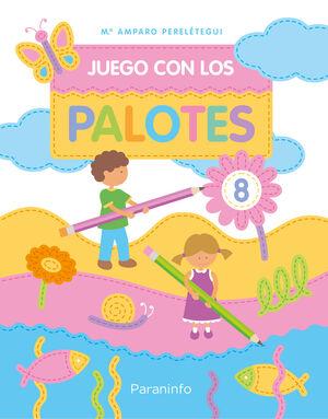JUEGO CON LOS PALOTES 8
