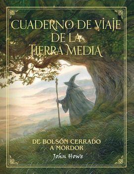 CUADERNO DE VIAJE DE LA TIERRA MEDIA