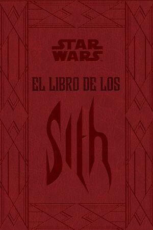 STAR WARS EL LIBRO DE LOS SITH