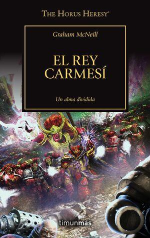 EL REY CARMESÍ Nº44