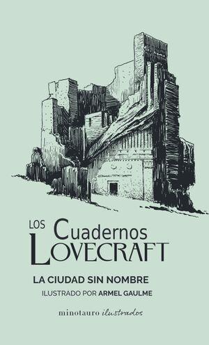 CUADERNOS LOVECRAFT Nº02/03 LA CIUDAD SIN NOMBRE
