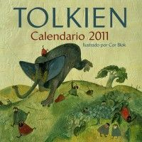 CALENDARIO TOLKIEN 2011