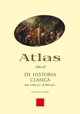 ATLAS HISTORIA CLÁSICA
