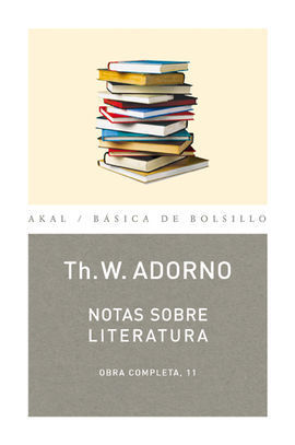 NOTAS SOBRE LITERATURA OBRAS COMPLETAS 11 BB