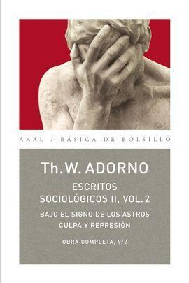 ESCRITOS SOCIOLOGICOS II, 2