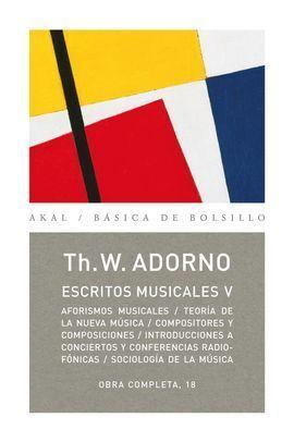 ESCRITOS MUSICALES V