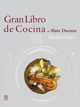 GRAN LIBRO DE COCINA MEDITERRÁNEO