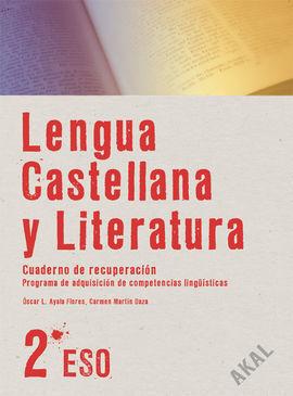 ESO 2º LENGUA Y LITERATURA CUAD RECUPERACION