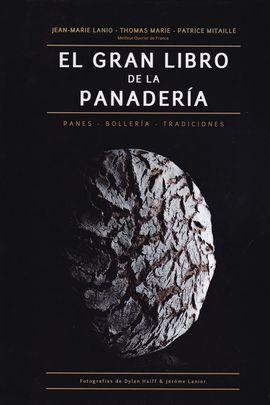 EL GRAN LIBRO DE LA PANADERIA