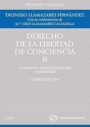 DERECHO DE LA LIBERTAD DE CONCIENCIA, II - CONCIENCIA, IDENTIDAD