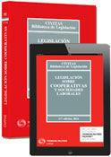 LEGISLACIÓN SOBRE COOPERATIVAS Y SOCIEDADES LABORALES (PAPEL + E-BOOK) 2014