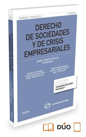 DERECHO DE SOCIEDADES Y DE CRISIS EMPRESARIALES