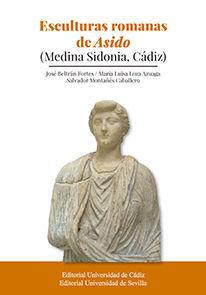 ESCULTURA ROMANA DE ASIDO (MEDINA SIDONIA. CADIZ)