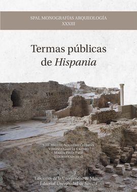 TERMAS PÚBLICAS DE HISPANIA