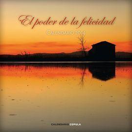2014 CALENDARIO PODER DE LA FELICIDAD. CUPULA