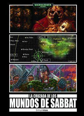 LA CRUZADA DE LOS MUNDOS DE SABBAT (PRECIO ESPECIAL 25 ANIVERSARIO)