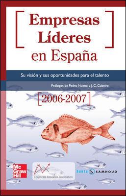 EMPRESAS LÍDERES EN ESPAÑA (2006-2007)