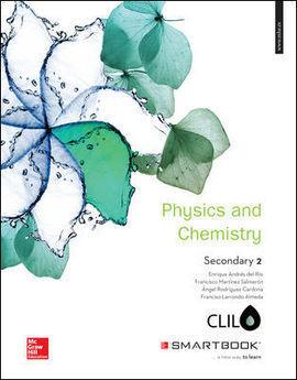 LA+SB PHYSICS AND CHEMISTRY 2 ESO CLIL. LIBRO ALUMNO + SMARTBOOK.