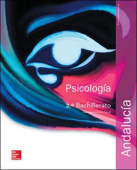 LA - PSICOLOGIA 2 BACHILLERATO. LIBRO ALUMNO. ANDALUCIA.
