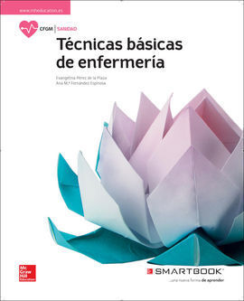 TECNICAS BASICAS DE ENFERMERIA GM. LIBRO ALUMNO + SMARTBOOK.