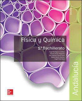 FISICA Y QUIMICA 1 BACHILLERATO. ANDALUCIA.