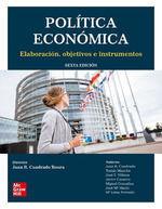 POLÍTICA ECONÓMICA (6 ED.) - ELABORACIÓN, OBJETIVOS E INSTRUMENTOS