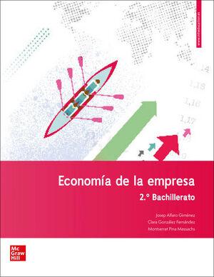 LA  ECONOMIA DE LA EMPRESA 2 BACHILLERATO