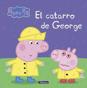 EL CATARRO DE GEORGE (PEPPA PIG. PRIMERAS LECTURAS)