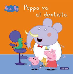 PEPPA VA AL DENTISTA (PEPPA PIG. PRIMERAS LECTURAS)
