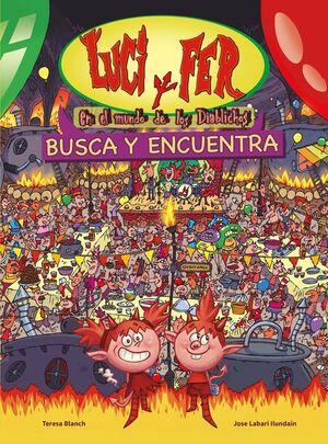 LUCI Y FER. EN EL MUNDO DE LOS DIABLICHOS