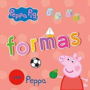 FORMAS CON PEPPA (PEPPA PIG. TODO CARTÓN)