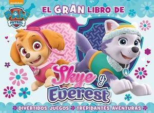 EL GRAN LIBRO DE SKY Y EVEREST
