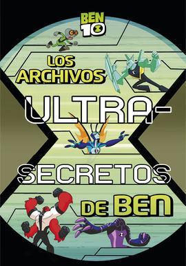 LOS ARCHIVOS ULTRA-SECRETOS DE BEN
