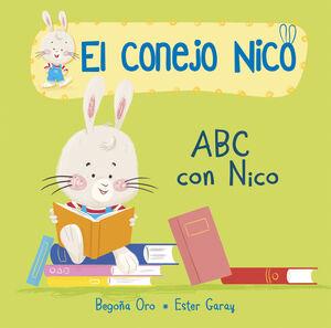 ABC CON NICO (EL CONEJO NICO. PEQUEÑAS MANITAS)