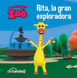 RITA, LA GRAN EXPLORADORA (CANCIONES DEL ZOO)