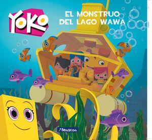 EL MONSTRUO DEL LAGO WAWA
