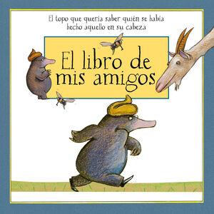 EL LIBRO DE MIS AMIGOS