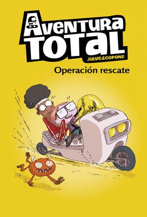 OPERACIÓN RESCATE (AVENTURA TOTAL)