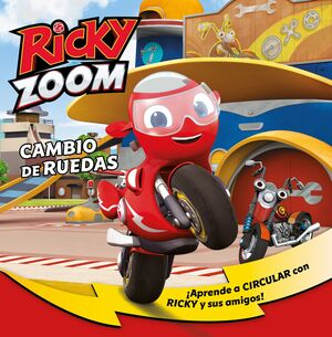 RICKY ZOOM 3. CAMBIO DE RUEDAS