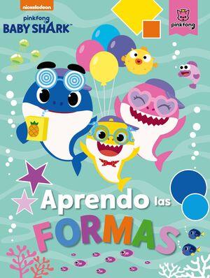 APRENDO LAS FOMAS CON BABY SHARK (BABY SHARK)