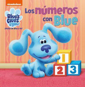 LOS NÚMEROS CON BLUE