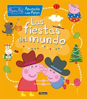 PEPPA PIG (DIDACTICOS).FIESTAS DEL MUNDO